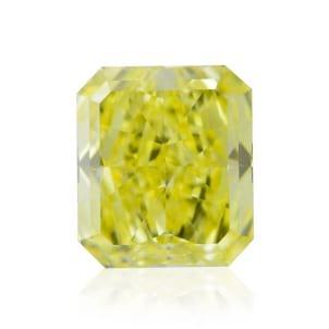 Камень без оправы, бриллиант Цвет: Желтый, Вес: 1.38 карат