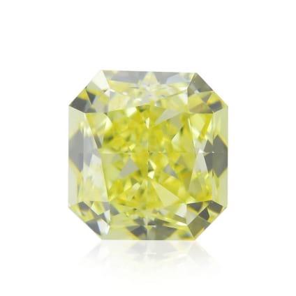 Камень без оправы, бриллиант Цвет: Желтый, Вес: 0.46 карат
