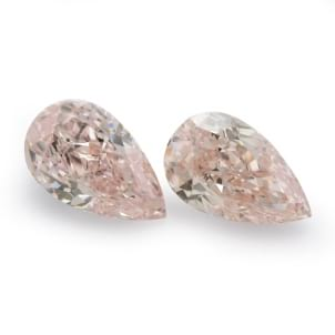 Камень без оправы, бриллиант Цвет: Розовый, Вес: 2.05 карат