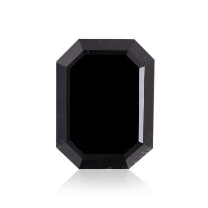 Камень без оправы, бриллиант Цвет: Черный, Вес: 2.02 карат