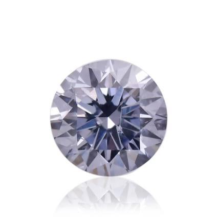 Камень без оправы, бриллиант Цвет: Фиолетовый, Вес: 0.10 карат