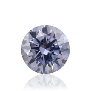 Камень без оправы, бриллиант Цвет: Фиолетовый, Вес: 0.08 карат