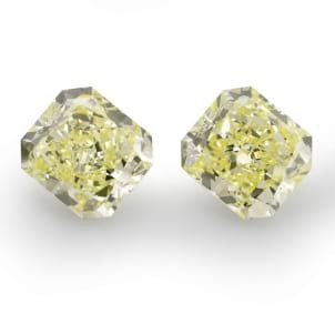 Камень без оправы, бриллиант Цвет: Желтый, Вес: 14.01 карат