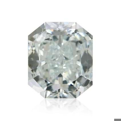 Камень без оправы, бриллиант Цвет: Зеленый, Вес: 0.73 карат