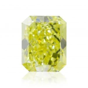 Камень без оправы, бриллиант Цвет: Желтый, Вес: 5.06 карат