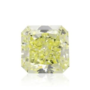 Камень без оправы, бриллиант Цвет: Желтый, Вес: 10.24 карат