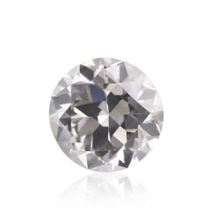 Камень без оправы, бриллиант Цвет: Серый, Вес: 2.10 карат