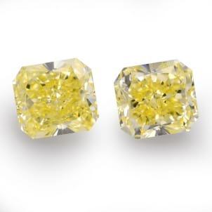 Fancy Intense Yellow 2258904