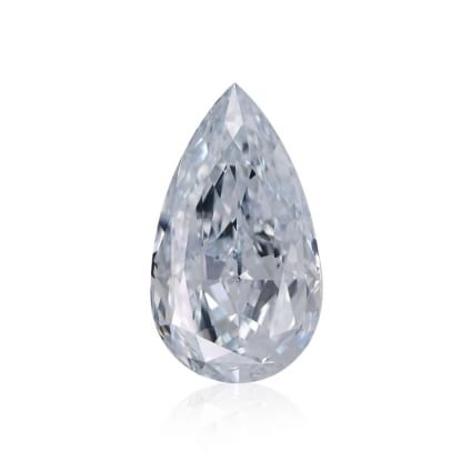 Камень без оправы, бриллиант Цвет: Голубой, Вес: 1.01 карат