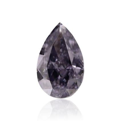Камень без оправы, бриллиант Цвет: Серый, Вес: 0.30 карат