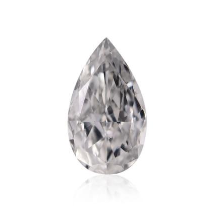 Камень без оправы, бриллиант Цвет: Серый, Вес: 0.31 карат