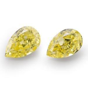 Камень без оправы, бриллиант Цвет: Желтый, Вес: 6.02 карат