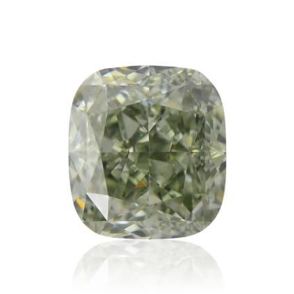 Камень без оправы, бриллиант Цвет: Хамелеон, Вес: 0.53 карат