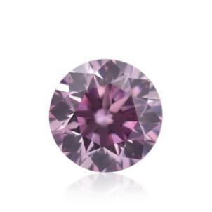 Камень без оправы, бриллиант Цвет: Розовый, Вес: 0.27 карат