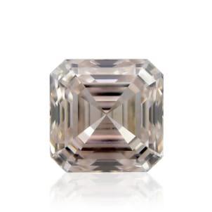 Камень без оправы, бриллиант Цвет: Коричневый, Вес: 0.70 карат