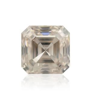 Камень без оправы, бриллиант Цвет: Коричневый, Вес: 0.41 карат