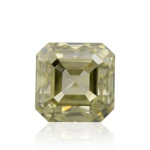 Камень без оправы, бриллиант Цвет: Желтый, Вес: 0.27 карат