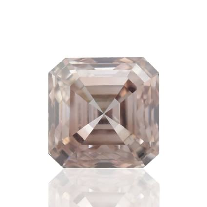 Камень без оправы, бриллиант Цвет: Коричневый, Вес: 0.31 карат
