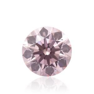 Камень без оправы, бриллиант Цвет: Розовый, Вес: 0.29 карат
