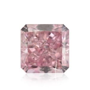 Камень без оправы, бриллиант Цвет: Розовый, Вес: 0.40 карат
