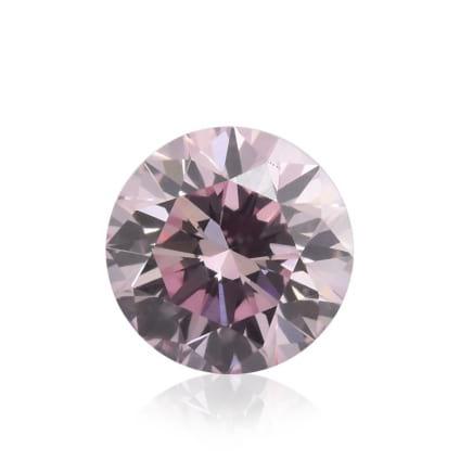 Камень без оправы, бриллиант Цвет: Розовый, Вес: 0.44 карат