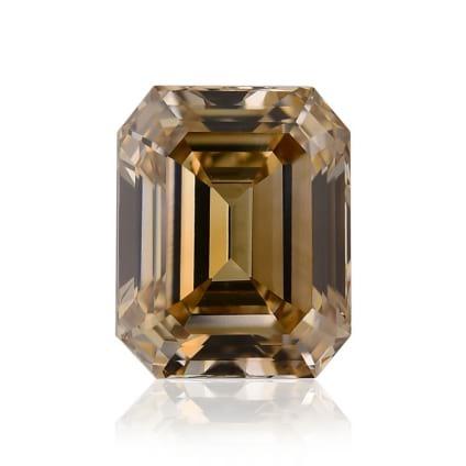 Камень без оправы, бриллиант Цвет: Коричневый, Вес: 1.07 карат
