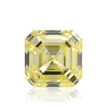 Камень без оправы, бриллиант Цвет: Желтый, Вес: 1.25 карат