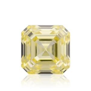 Камень без оправы, бриллиант Цвет: Желтый, Вес: 1.22 карат