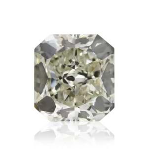 Камень без оправы, бриллиант Цвет: Зеленый, Вес: 1.72 карат