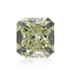 Камень без оправы, бриллиант Цвет: Зеленый, Вес: 1.26 карат