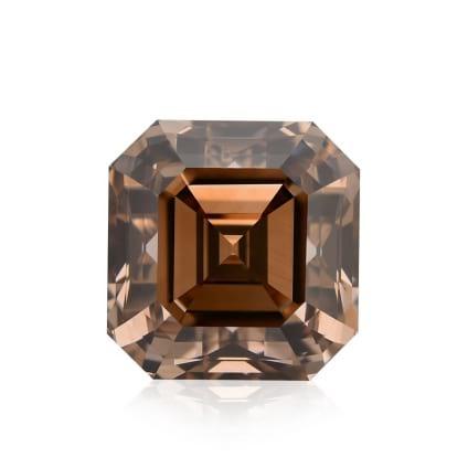 Камень без оправы, бриллиант Цвет: Коричневый, Вес: 2.05 карат