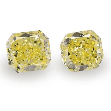 Камень без оправы, бриллиант Цвет: Желтый, Вес: 9.06 карат