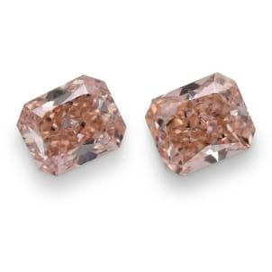 Камень без оправы, бриллиант Цвет: Розовый, Вес: 2.10 карат