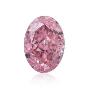 Камень без оправы, бриллиант Цвет: Розовый, Вес: 0.54 карат
