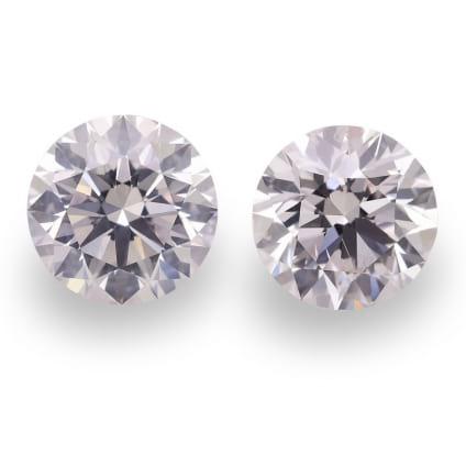 Камень без оправы, бриллиант Цвет: Розовый, Вес: 2.09 карат