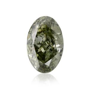 Камень без оправы, бриллиант Цвет: Хамелеон, Вес: 3.03 карат