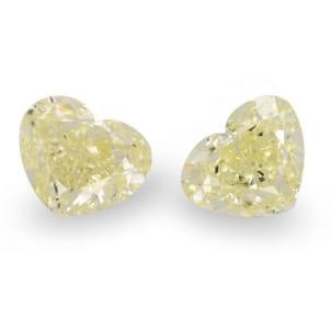 Камень без оправы, бриллиант Цвет: Желтый, Вес: 7.57 карат