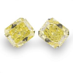 Камень без оправы, бриллиант Цвет: Желтый, Вес: 14.49 карат
