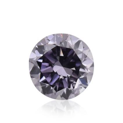 Камень без оправы, бриллиант Цвет: Фиолетовый, Вес: 0.13 карат