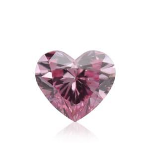 Камень без оправы, бриллиант Цвет: Розовый, Вес: 0.21 карат