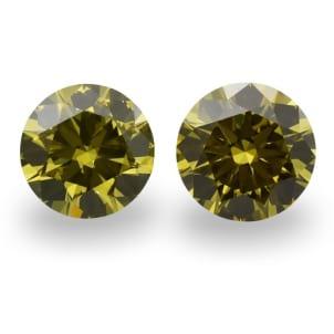 Камень без оправы, бриллиант Цвет: Микс, Вес: 1.47 карат