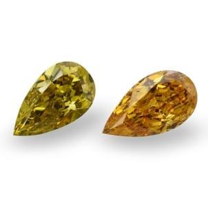 Камень без оправы, бриллиант Цвет: Микс, Вес: 2.36 карат