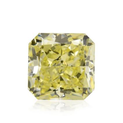 Камень без оправы, бриллиант Цвет: Желтый, Вес: 1.78 карат
