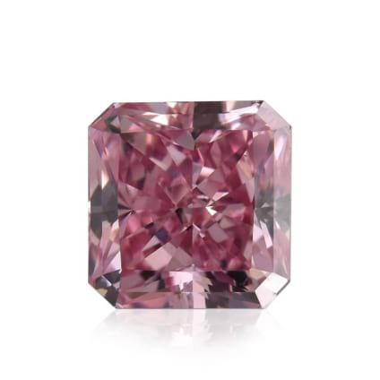 Камень без оправы, бриллиант Цвет: Розовый, Вес: 0.57 карат