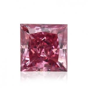 Камень без оправы, бриллиант Цвет: Розовый, Вес: 0.36 карат