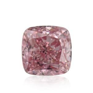 Камень без оправы, бриллиант Цвет: Розовый, Вес: 0.47 карат