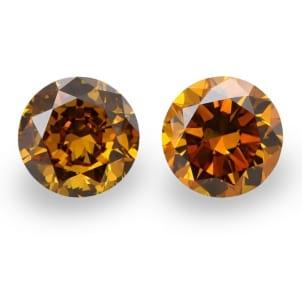 Камень без оправы, бриллиант Цвет: Микс, Вес: 0.92 карат