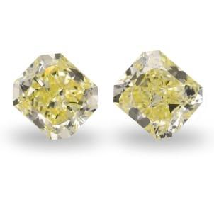 Камень без оправы, бриллиант Цвет: Желтый, Вес: 8.12 карат