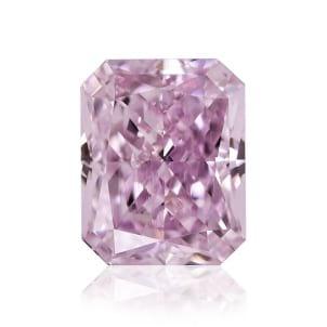 Камень без оправы, бриллиант Цвет: Розовый, Вес: 0.60 карат