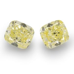 Камень без оправы, бриллиант Цвет: Желтый, Вес: 8.19 карат